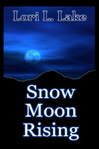 Cover of Snow Moon Rising